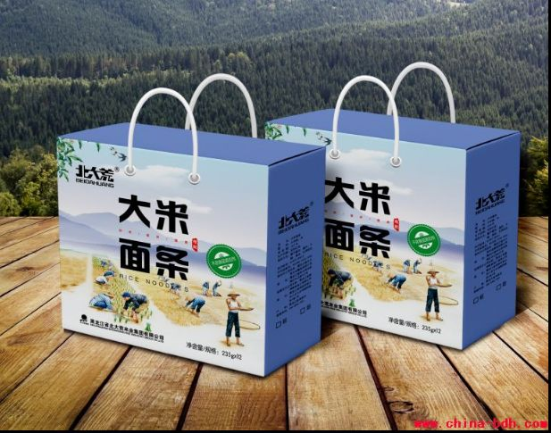 大米面条礼盒